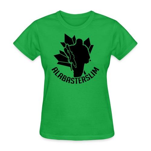 AlabasterSlim - Women's T-Shirt