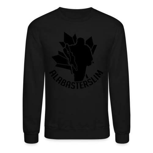 AlabasterSlim - Crewneck Sweatshirt