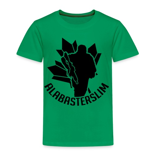 AlabasterSlim - Toddler Premium T-Shirt
