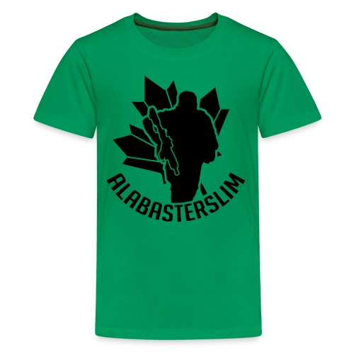 AlabasterSlim - Kids' Premium T-Shirt