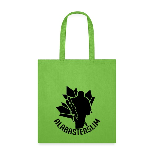 AlabasterSlim - Tote Bag