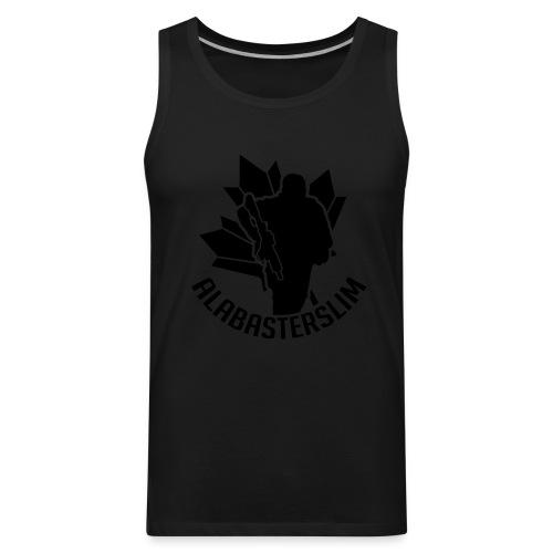 AlabasterSlim - Men's Premium Tank