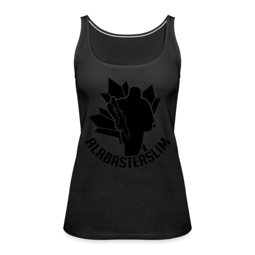 AlabasterSlim - Women's Premium Tank Top