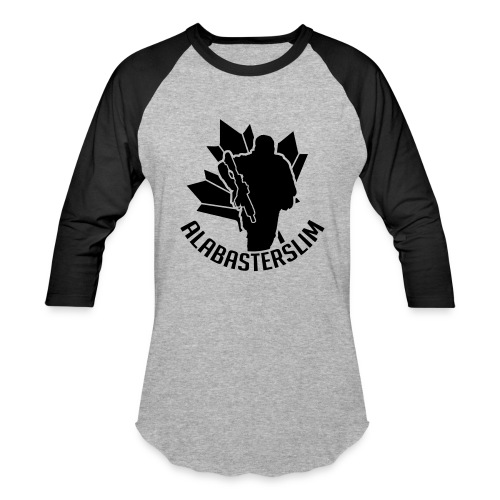 AlabasterSlim - Baseball T-Shirt