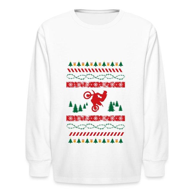 Ugly Christmas Motocross
