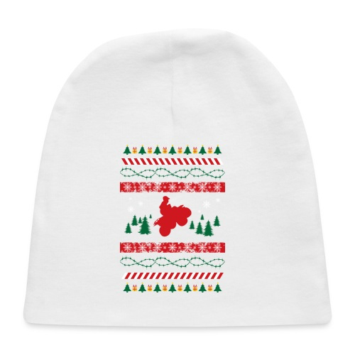 Ugly Christmas Quad - Baby Cap