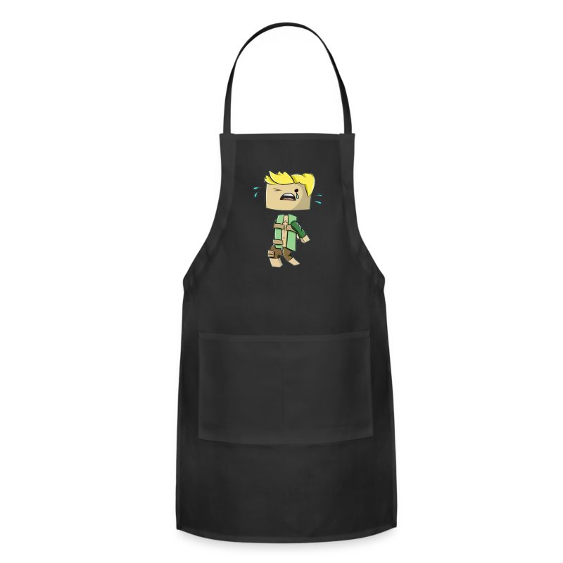 Minecraft GOG Women's Tee - Adjustable Apron