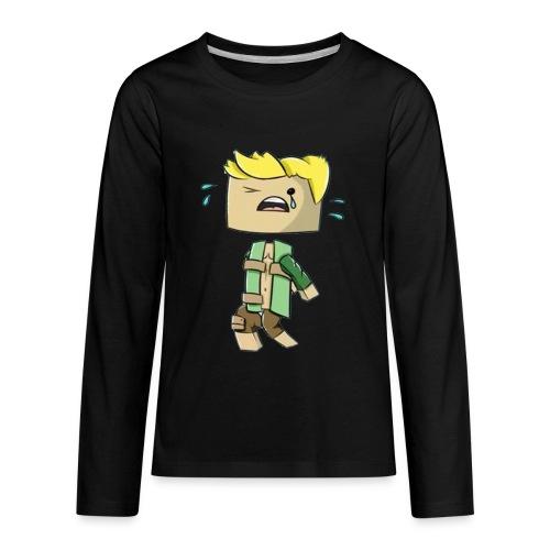 Minecraft GOG Women's Tee - Kids' Premium Long Sleeve T-Shirt