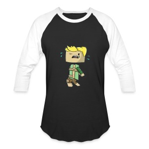 Minecraft GOG Women's Tee - Baseball T-Shirt