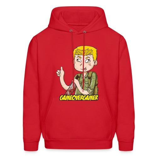 Classic GOG Men's Crewneck Sweater - Men's Hoodie