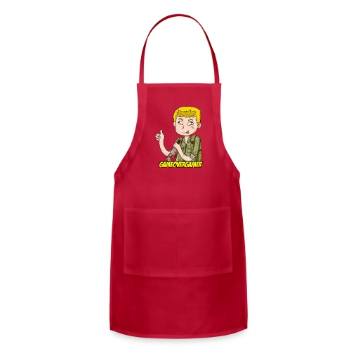 Classic GOG Men's Crewneck Sweater - Adjustable Apron