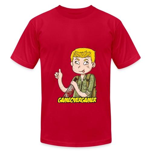 Classic GOG Men's Crewneck Sweater - Men's Fine Jersey T-Shirt