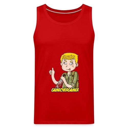 Classic GOG Men's Crewneck Sweater - Men's Premium Tank