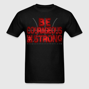 BeCourageous.png T-Shirts - Men's T-Shirt