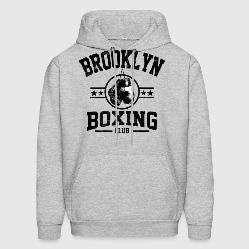 Brooklyn Boxing Club Hoodies - Men's Hoodie