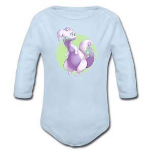 Goodra Guy's Tee - Long Sleeve Baby Bodysuit