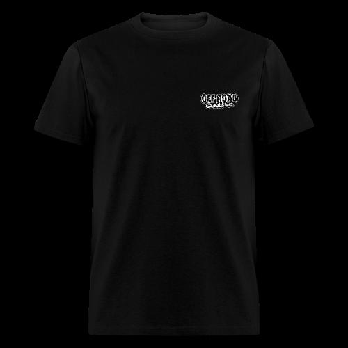 Yamaha Quad Squad BACK - Men's T-Shirt