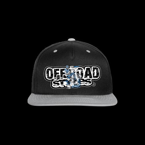 Yamaha Quad Squad BACK - Snap-back Baseball Cap