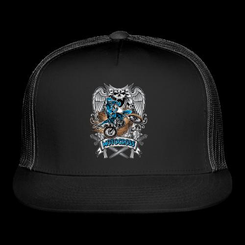 Heraldic Motocross Sports - Trucker Cap