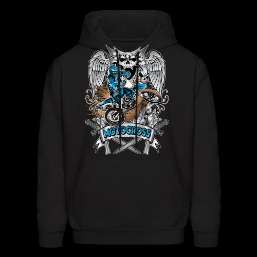 Heraldic Motocross Sports - Men's Hoodie