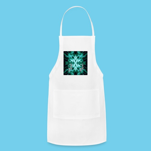 iPhone6 Rubber Case- Neon Tracer - Adjustable Apron