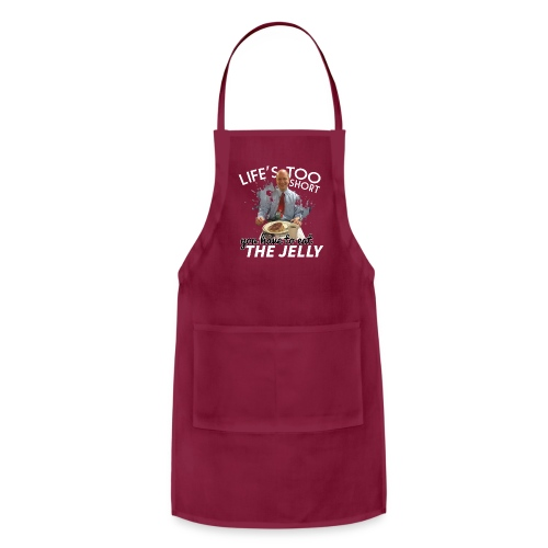 Eat The Jelly - Adjustable Apron