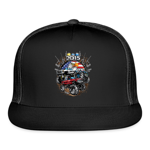 Mud Bogging 2015 - Trucker Cap