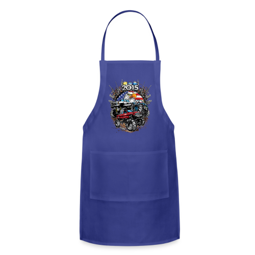 Mud Bogging 2015 - Adjustable Apron