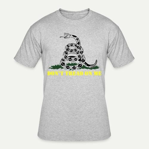 Don't Tread On Me - Men's 50/50 T-Shirt