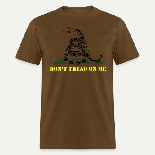Don't Tread On Me - Men's T-Shirt