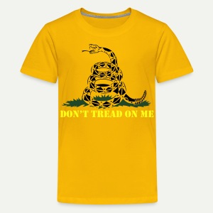 Don't Tread On Me - Kids' Premium T-Shirt