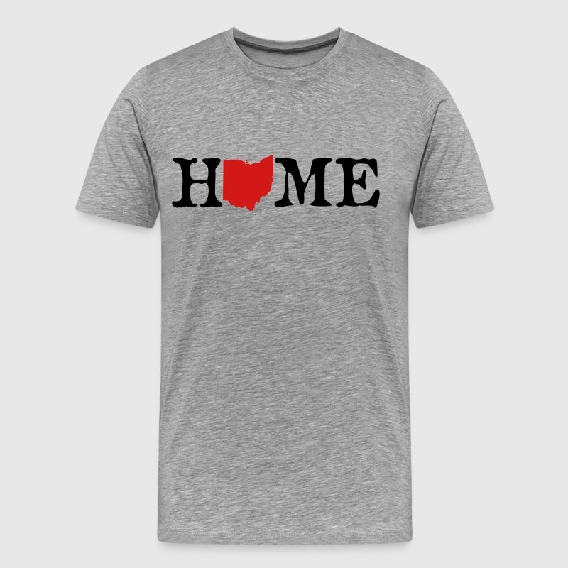 HOME - Ohio T-Shirts - Men's Premium T-Shirt