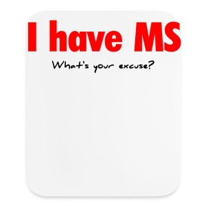 I have MS - Mouse pad Vertical