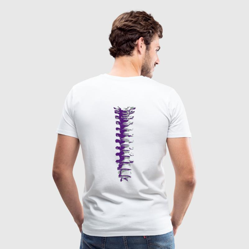 Spine T-Shirts - Men's Premium T-Shirt