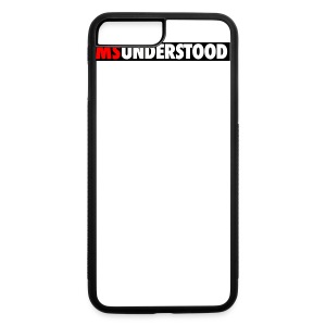 msunderstood - iPhone 7 Plus/8 Plus Rubber Case