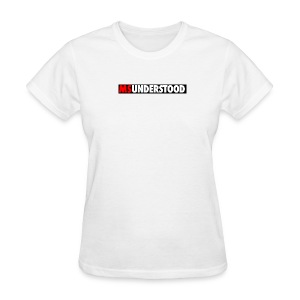 msunderstood - Women's T-Shirt