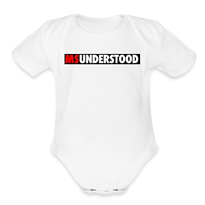 msunderstood - Short Sleeve Baby Bodysuit