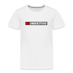 msunderstood - Toddler Premium T-Shirt
