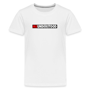 msunderstood - Kids' Premium T-Shirt