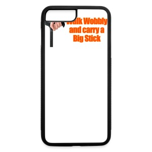 Walk wobbly - iPhone 7 Plus/8 Plus Rubber Case
