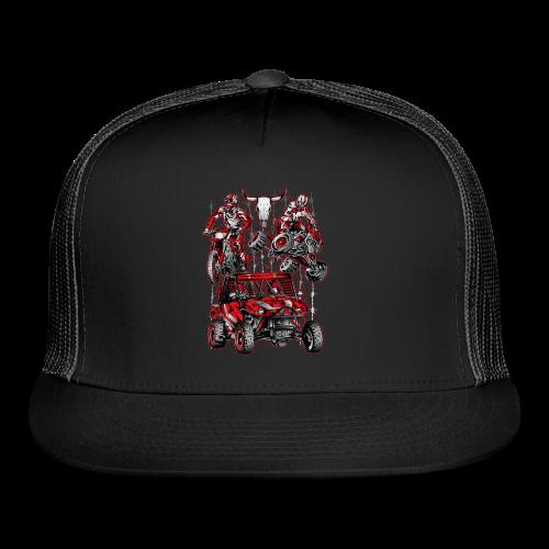 Extreme Motocross - Trucker Cap
