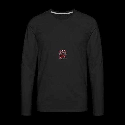 Extreme Motocross - Men's Premium Long Sleeve T-Shirt