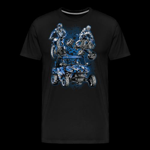 Extreme Racing Sports - Men's Premium T-Shirt