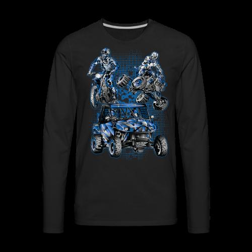 Extreme Racing Sports - Men's Premium Long Sleeve T-Shirt