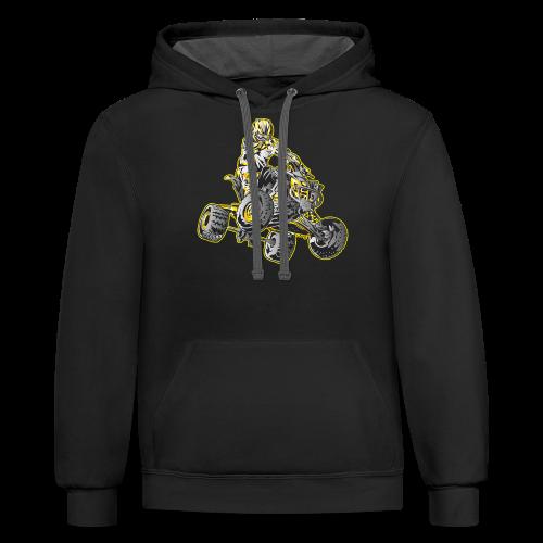 ATV Motocross - Contrast Hoodie