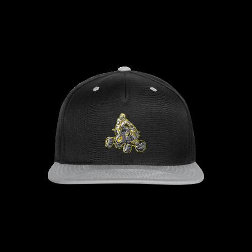 ATV Motocross - Snap-back Baseball Cap