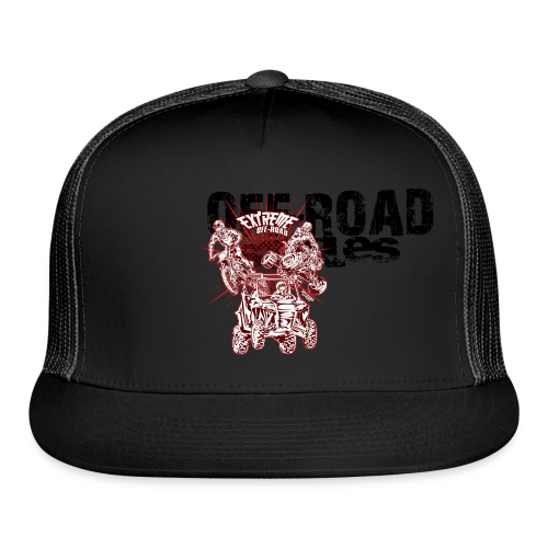 Extreme Off-Road Shirt BACK - Trucker Cap