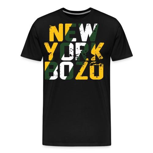 New York Bozo - Men's Premium T-Shirt