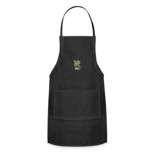 Hold My Beer Motocross - Adjustable Apron