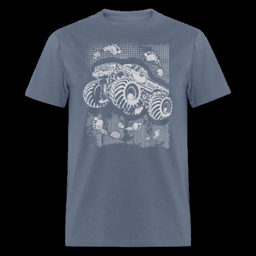 Big Foot Monster Truck Shirt - Men's T-Shirt